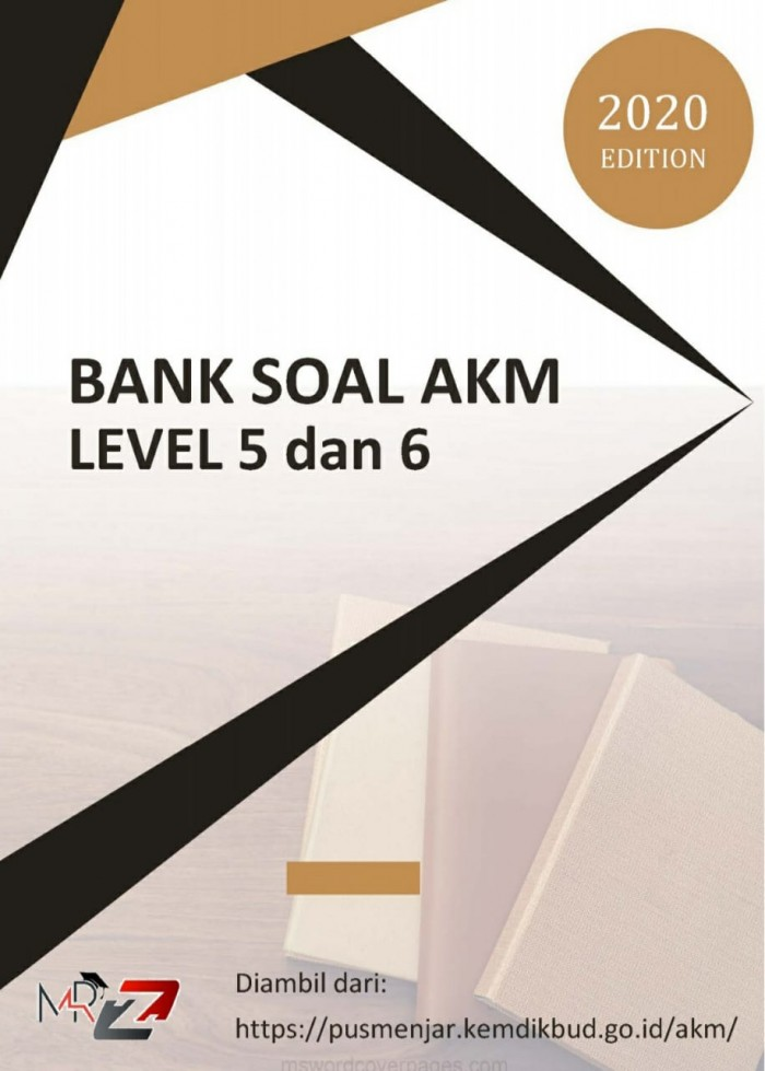 Literasi Digital Bank Soal AKM