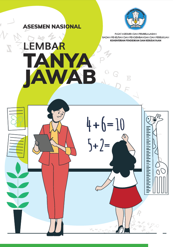 Literasi Digital ASESMEN NASIONAL LEMBAR TANYA JAWAB 2021