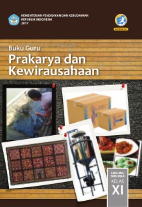 Literasi Digital Buku Guru Prakarya dan Kewirausahaan Kelas XI