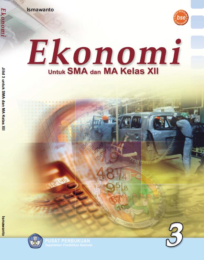 Literasi Digital Ekonomi untuk SMA dan MA Kelas XII