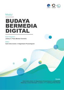 Literasi Digital Modul Budaya Bermedia Digital