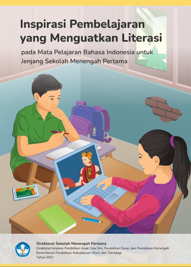 Literasi Digital Modul Literasi pada Mata Pelajaran Bahasa Indonesia