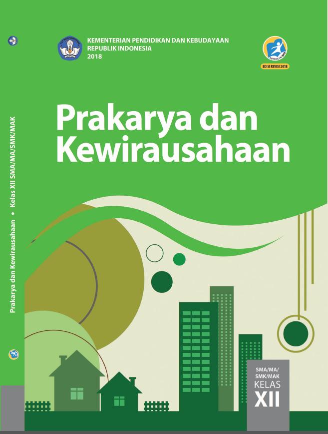 Literasi Digital Prakarya dan Kewirausahaan Kelas XII