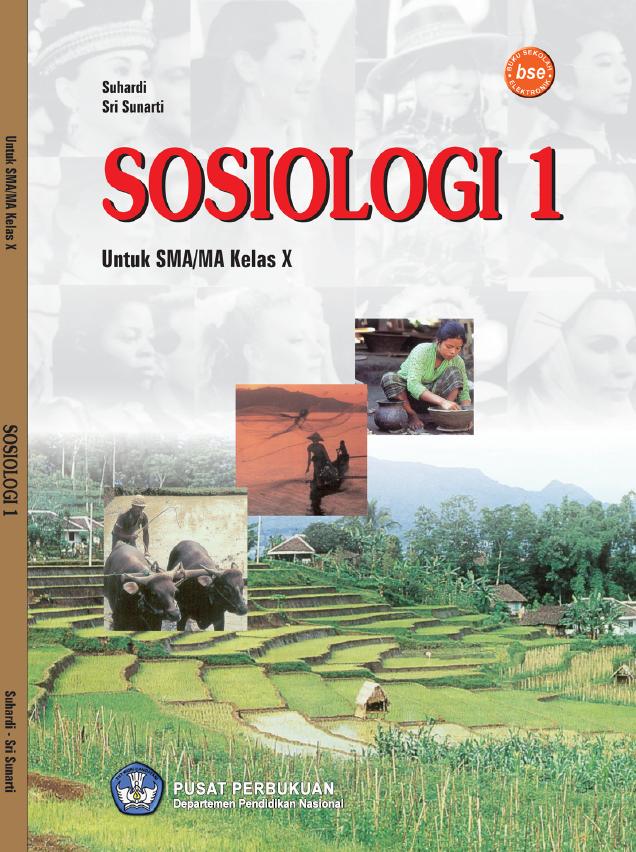 Literasi Digital Sosiologi Untuk SMA/MA Kelas X